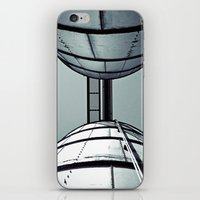 A view up iPhone & iPod Skin