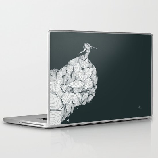 Come To Nothing Laptop & iPad Skin