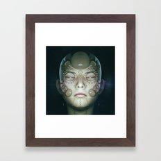 ACCEPTANCE (everyday 03.04.16) Framed Art Print