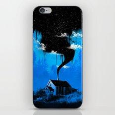 Black Smoke iPhone & iPod Skin