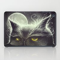 Owl & The Moon iPad Case