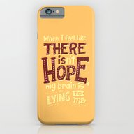 There Is Hope iPhone 6 Slim Case