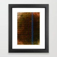 Pattern Stripes Vol. 2.1 Framed Art Print