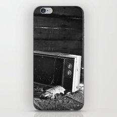 Kill Your TV iPhone & iPod Skin