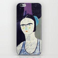 swimmer #2 iPhone & iPod Skin