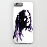 iPhone & iPod Case featuring Gaze by Matthew Dunn