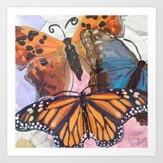 Beautiful Butterflies2~ Art Print