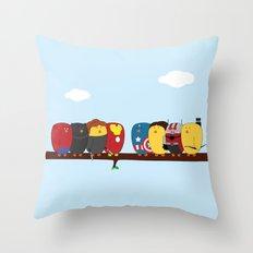 Civil War Throw Pillow