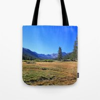Hannah Mountain Tote Bag
