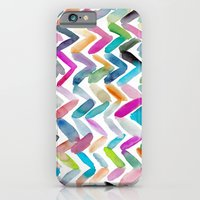 iPhone & iPod Case featuring Color Waves by Barbarian | Barbra Ignatiev