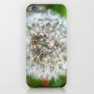The Dandelion iPhone 6 Slim Case