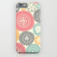 Candy Circles iPhone 6 Slim Case