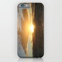 Hawaiian Sunset iPhone 6 Slim Case