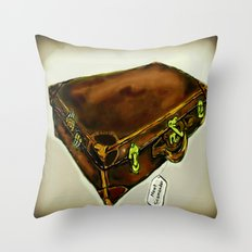 Fantastic Case Throw Pillow
