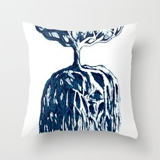 One Tree Planet *remastered* Throw Pillow