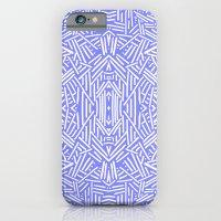 Radiate (Periwinkle) iPhone 6 Slim Case
