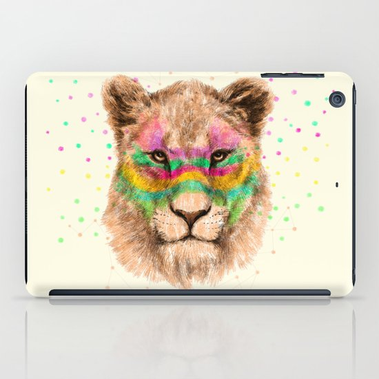 Lioness II iPad Case