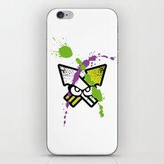 Splatoon - Turf Wars 2  iPhone & iPod Skin