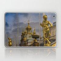 Peterhof palace Laptop & iPad Skin