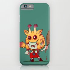 Legend of Animal Hat: Grigor and Ox iPhone 6s Slim Case
