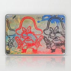 YOSEMITE SAM GRAFFITI Laptop & iPad Skin