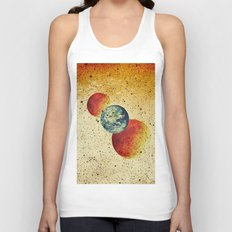 Take me to the moons and back Unisex Tank Top