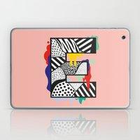 E for …. Laptop & iPad Skin