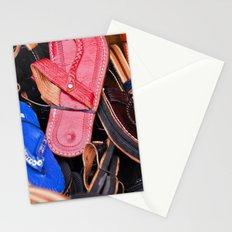 Flip-Flops Stationery Cards