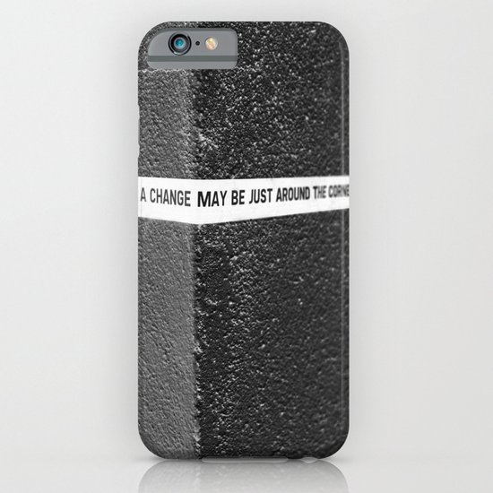 A change iPhone & iPod Case