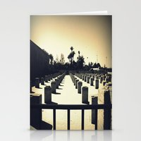 Koutoubia In Marrakesh Stationery Cards