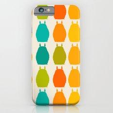 my neighbor pattern iPhone 6 Slim Case