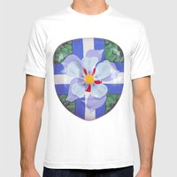 Icons Mens Fitted Tee White SMALL