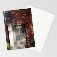 Door To....? Stationery Cards