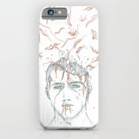 iPhone & iPod Case featuring Data Fragmentation  by miguel ministro