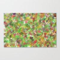 Panelscape - #6 society6 custom generation Canvas Print