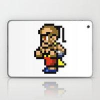Final Fantasy II - Yang Laptop & iPad Skin