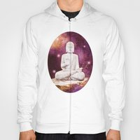 BUDDHA | Red Lights Hoody