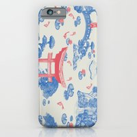 Japanese Garden iPhone 6 Slim Case