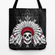 Southern Death Cult Tote Bag