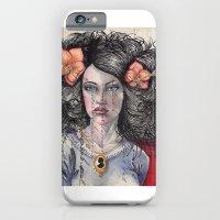 She Had Hummingbirds in Her Hair iPhone 6 Slim Case