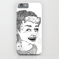 iPhone & iPod Case featuring DOE EYES by Michael Todd Berland