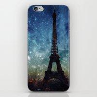 Cosmic Tower II iPhone & iPod Skin