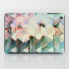 Flowers Mosaic iPad Case