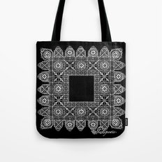 Shakespeare's Lace Tote Bag