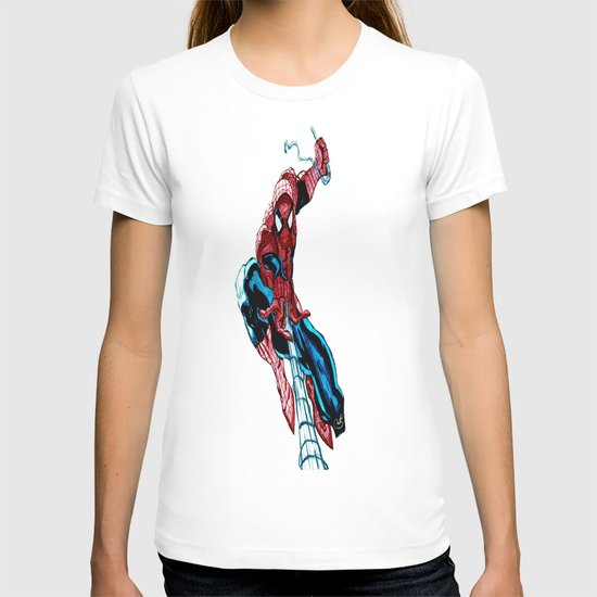 Spider_man T-shirt