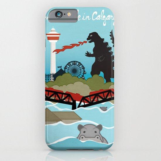 YYCFlood iPhone & iPod Case