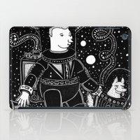 nostalgia espacial iPad Case