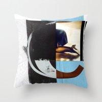 THE CRAWL Throw Pillow