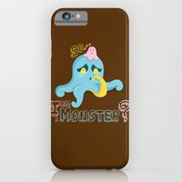 So... I Am A Monster? iPhone 6 Slim Case