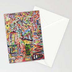 Adventures in Everything Stationery Cards